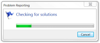 Windows in Looking for a Solution